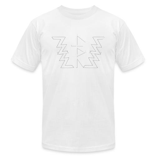 Faith Runnerz Tee Logo - Men's Jersey T-Shirt