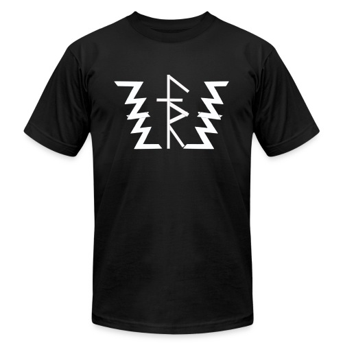 Faith Runnerz Tee Logo - Men's  Jersey T-Shirt