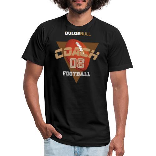 bulgebull football - Unisex Jersey T-Shirt by Bella + Canvas