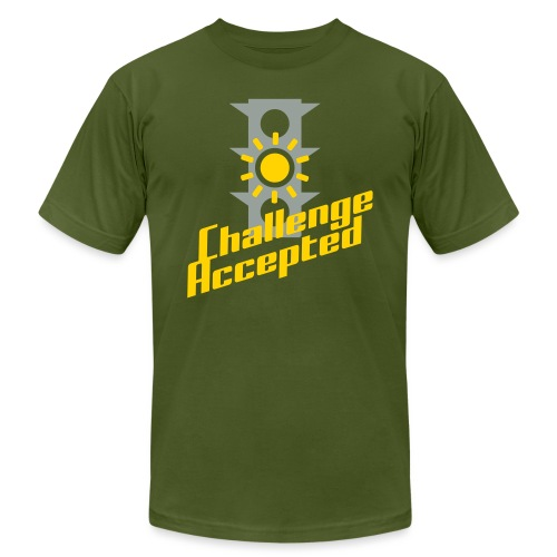 Challenge Accepted - Unisex Jersey T-Shirt by Bella + Canvas