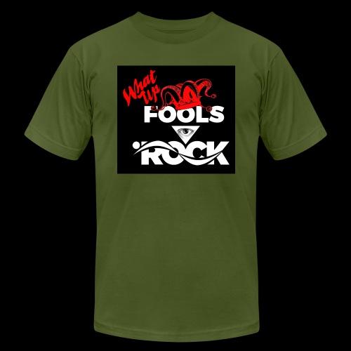 Fool design - Men's  Jersey T-Shirt