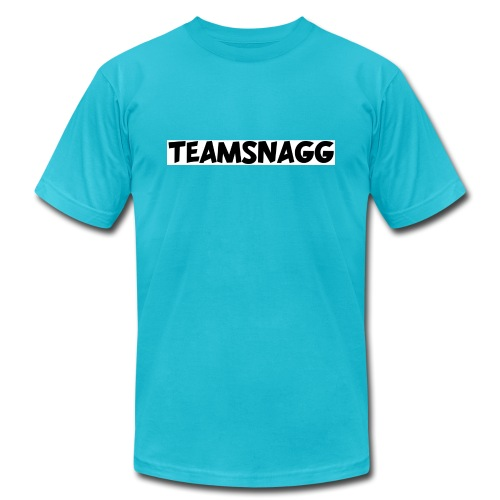 TeamSnagg Logo - Men's Jersey T-Shirt