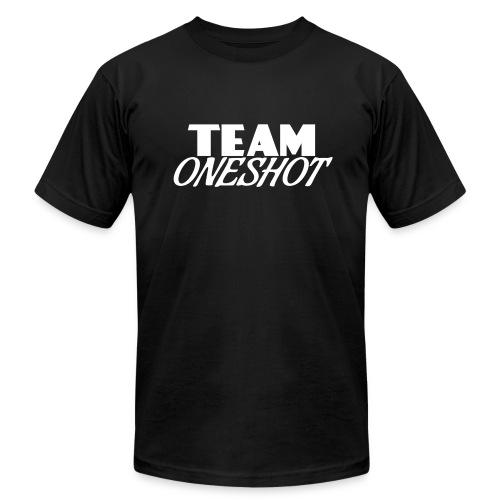 Team One Shot - All Colours - Men's  Jersey T-Shirt