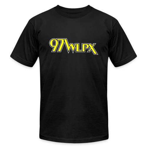 97.3 WLPX - Unisex Jersey T-Shirt by Bella + Canvas