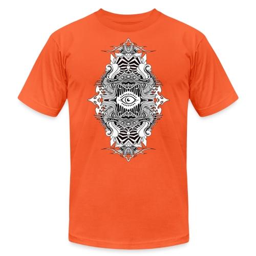 Eternal Voyage III - B&W - Unisex Jersey T-Shirt by Bella + Canvas