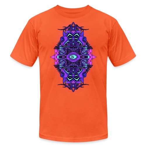 Eternal Voyage III - UV - Unisex Jersey T-Shirt by Bella + Canvas