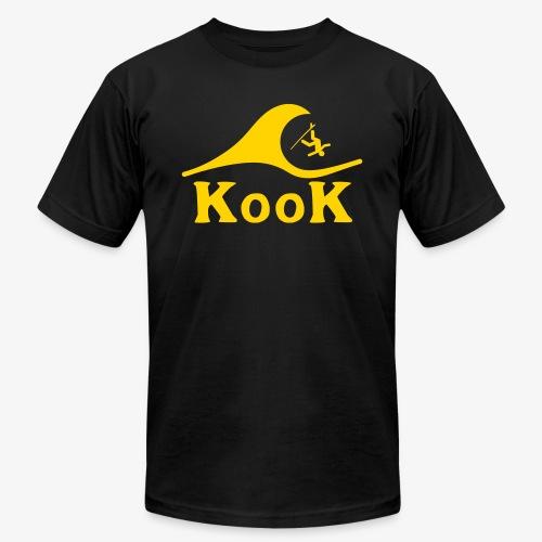 Kook - Unisex Jersey T-Shirt by Bella + Canvas