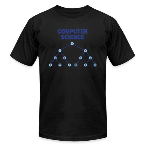 Binary Search Tree - Unisex Jersey T-Shirt by Bella + Canvas