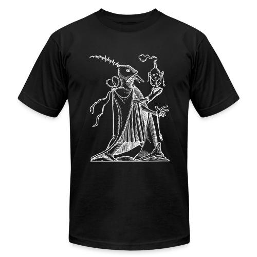 Hooded Duck Man - Men's Jersey T-Shirt