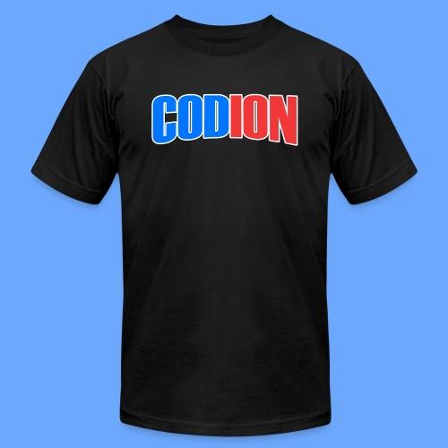 Codion Logo - Unisex Jersey T-Shirt by Bella + Canvas