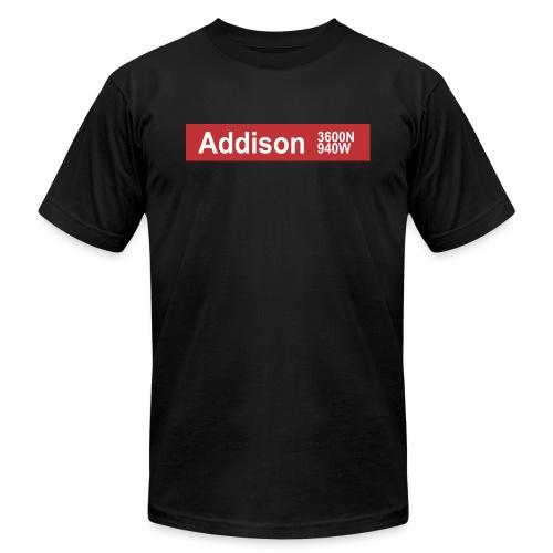 Addison CTA - Men's Jersey T-Shirt