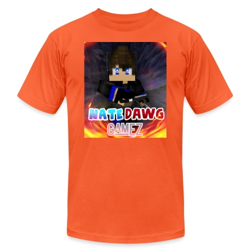 Dawgi Mct! - Unisex Jersey T-Shirt by Bella + Canvas