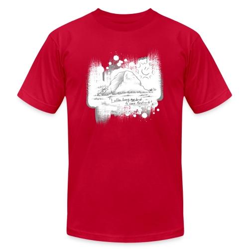 Listen to Hardrock - Unisex Jersey T-Shirt by Bella + Canvas