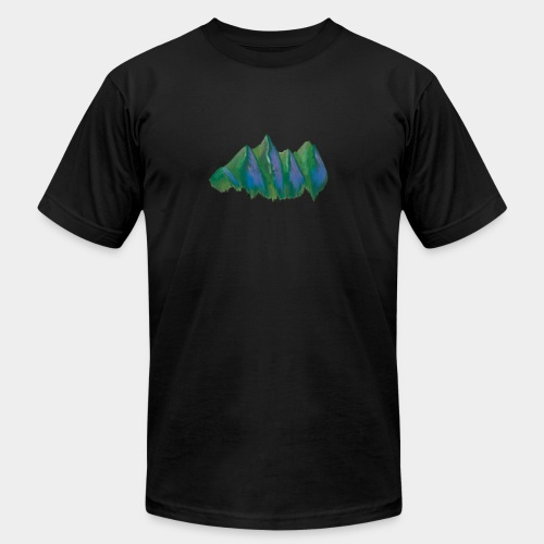 Mountain Meadow - Unisex Jersey T-Shirt by Bella + Canvas
