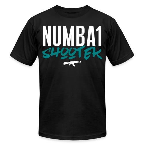 numba1shooterr - Men's Jersey T-Shirt