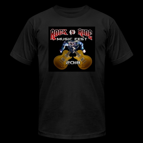 RocknRide Design - Men's  Jersey T-Shirt