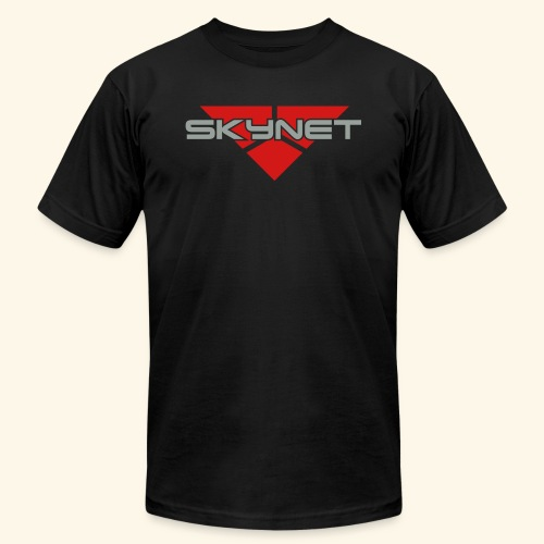 Skynet - Unisex Jersey T-Shirt by Bella + Canvas