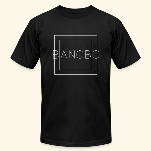 Banobo Logo - Men's  Jersey T-Shirt