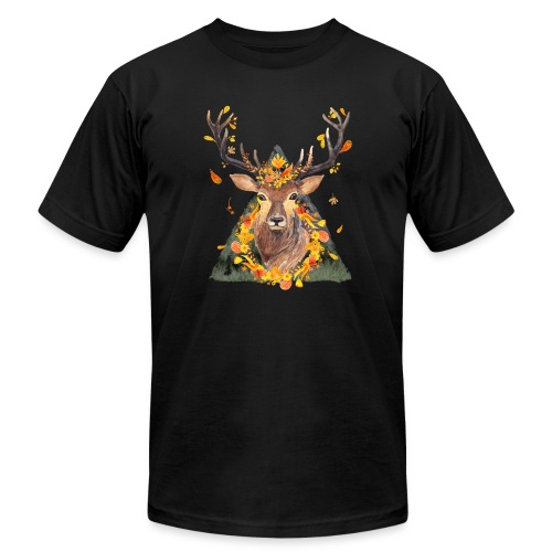 The Spirit of the Forest - Men's  Jersey T-Shirt