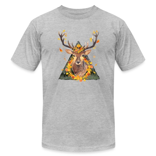 The Spirit of the Forest - Unisex Jersey T-Shirt by Bella + Canvas