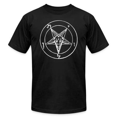 Maurice Bessy's Sigil of Baphomet - Unisex Jersey T-Shirt by Bella + Canvas