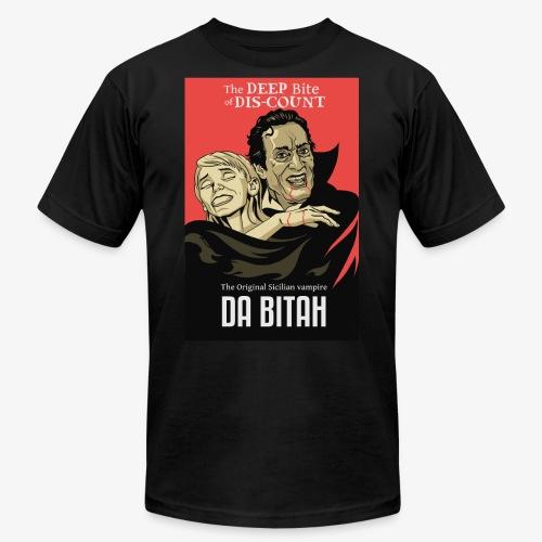 DA BITAH shirt - Men's  Jersey T-Shirt