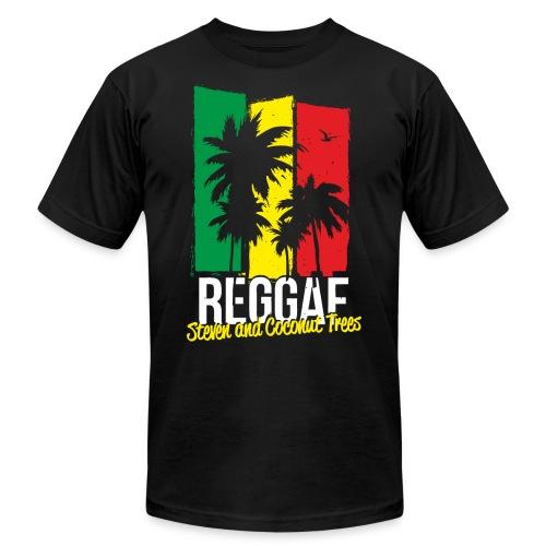 reggae - Unisex Jersey T-Shirt by Bella + Canvas