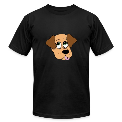 Puppy Love - Unisex Jersey T-Shirt by Bella + Canvas