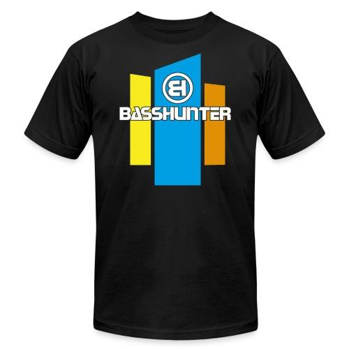 Basshunter 5 - Unisex Jersey T-Shirt by Bella + Canvas