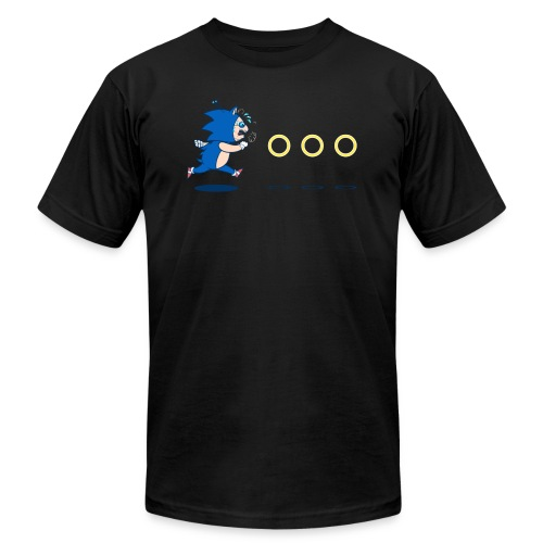 eric sonic - Unisex Jersey T-Shirt by Bella + Canvas