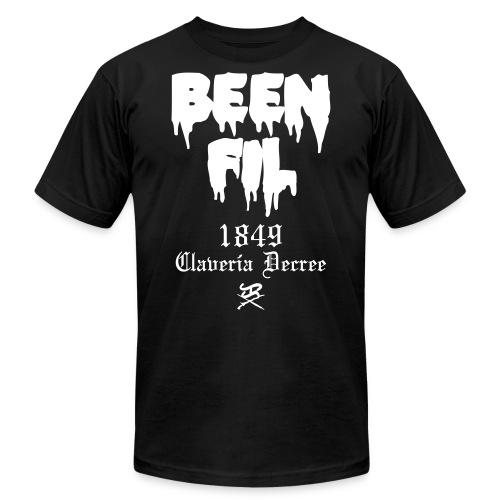 Been Fil - Unisex Jersey T-Shirt by Bella + Canvas