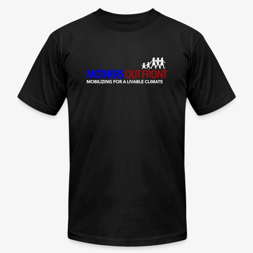 Mothers Out Front Logo - Men's  Jersey T-Shirt