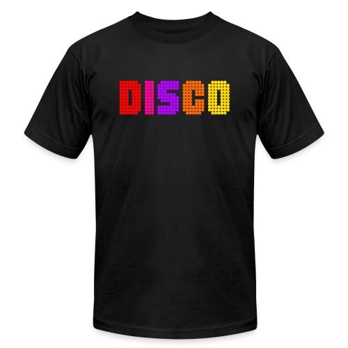 disco - Unisex Jersey T-Shirt by Bella + Canvas