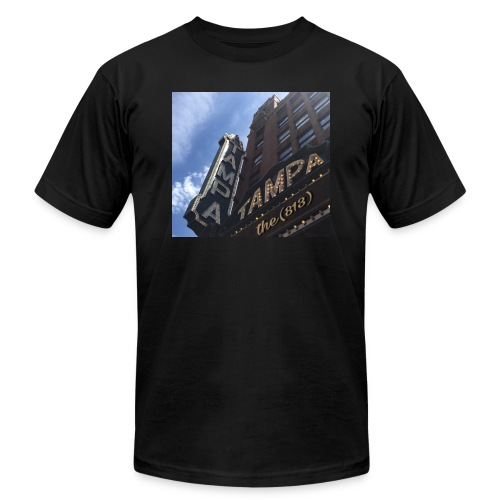 Tampa Theatrics - Unisex Jersey T-Shirt by Bella + Canvas