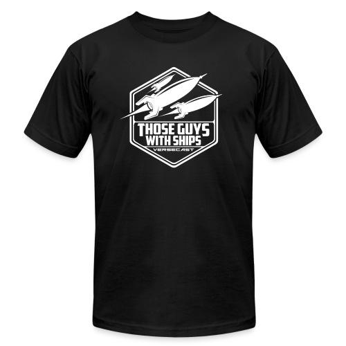 TGWS B&W - Unisex Jersey T-Shirt by Bella + Canvas