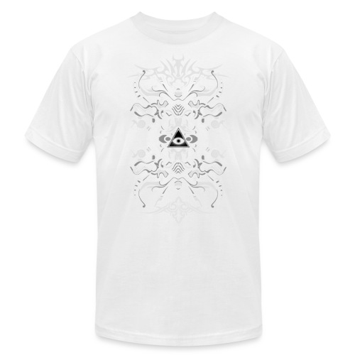 E.V. II - White - Unisex Jersey T-Shirt by Bella + Canvas