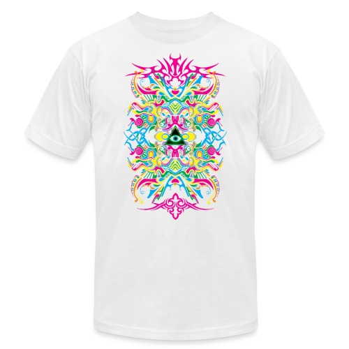 E.V. II - Color Edition - Unisex Jersey T-Shirt by Bella + Canvas