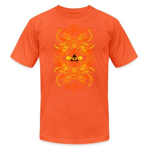 Eternal Voyage II - Gold - Unisex Jersey T-Shirt by Bella + Canvas