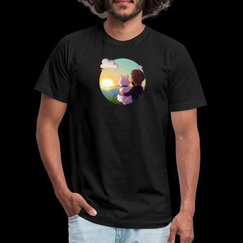 xBishop - Unisex Jersey T-Shirt by Bella + Canvas