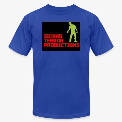 Sicard Terror Productions Merchandise - Men's Jersey T-Shirt