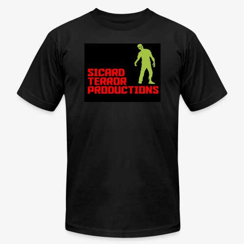 Sicard Terror Productions Merchandise - Men's  Jersey T-Shirt
