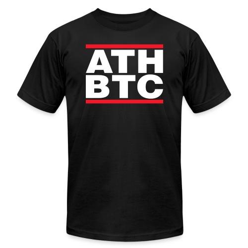 BTC Tshirt - ATH - Men's  Jersey T-Shirt