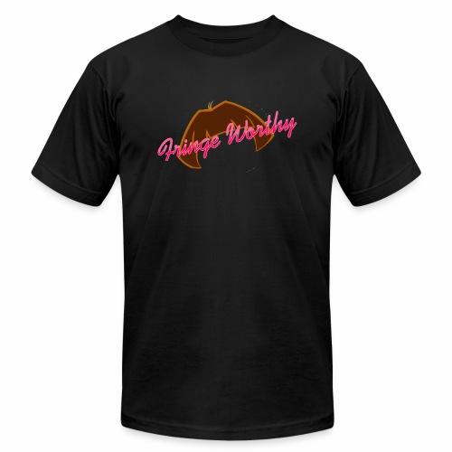 Fringe WorthyCases - Unisex Jersey T-Shirt by Bella + Canvas