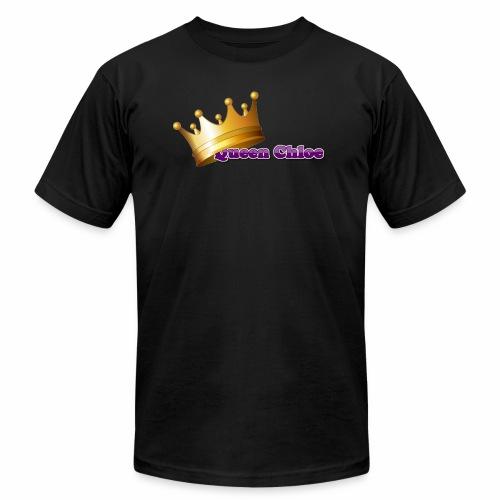 Queen Chloe - Unisex Jersey T-Shirt by Bella + Canvas