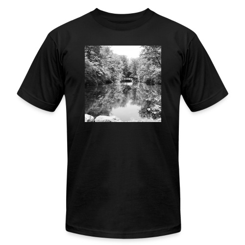 Lone - Unisex Jersey T-Shirt by Bella + Canvas