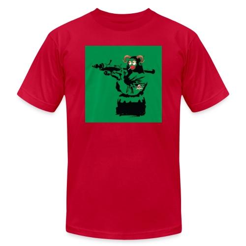 Baskey mona lisa - Men's  Jersey T-Shirt