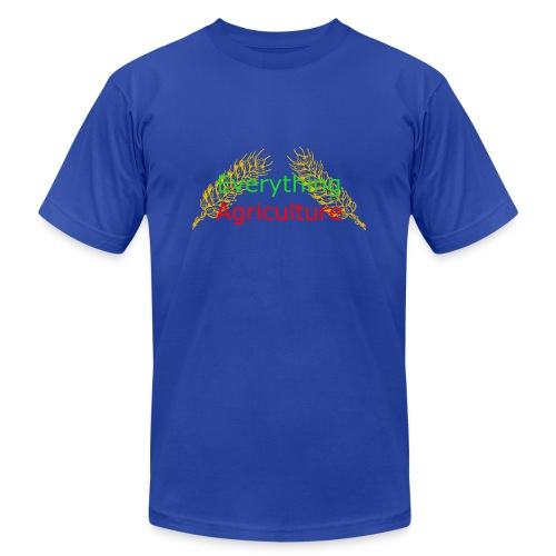 Everything Agriculture LOGO - Men's  Jersey T-Shirt