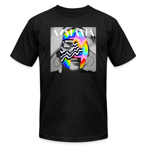 avataria head over heels with logo - Unisex Jersey T-Shirt by Bella + Canvas