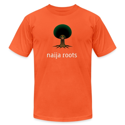 naijaroots - Unisex Jersey T-Shirt by Bella + Canvas
