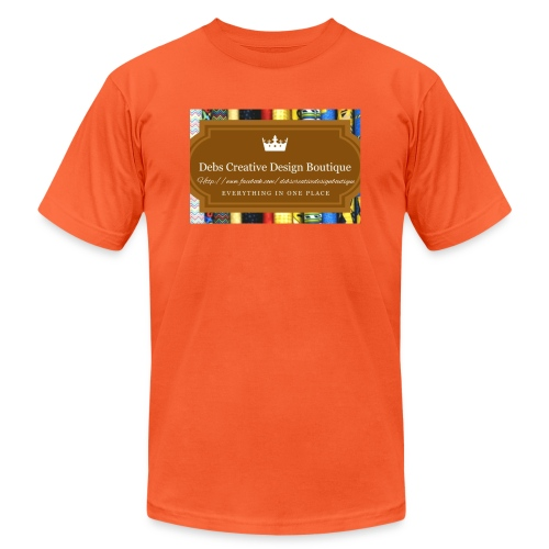 Debs Creative Design Boutique with site - Unisex Jersey T-Shirt by Bella + Canvas